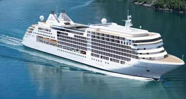 Silversea Cruises orders 3 New Ships