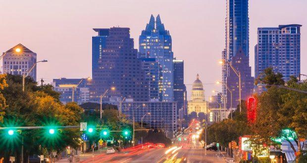 Austin. The United States